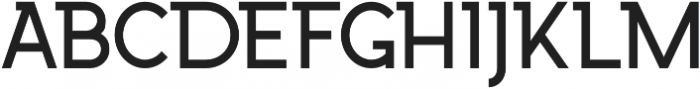 Wrangell Medium otf (500) Font UPPERCASE