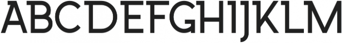 Wrangell Medium otf (500) Font LOWERCASE