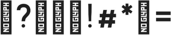 Wrangell Semibold otf (600) Font OTHER CHARS