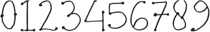 Wrinkles Regular otf (400) Font OTHER CHARS