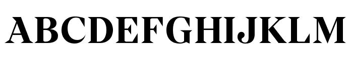 Wremena-Bold Font UPPERCASE