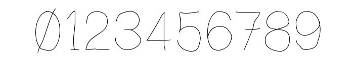Writingishard Font OTHER CHARS
