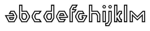 Wrenchworks SRF Regular Font UPPERCASE