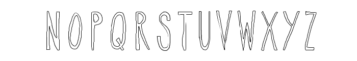 WS Egg Font UPPERCASE