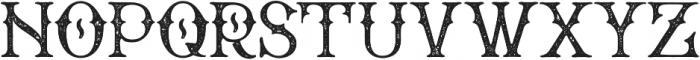 WT Bradford Press otf (400) Font LOWERCASE