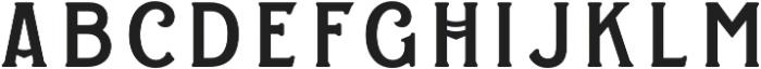 WT Kingsbury Serif otf (400) Font UPPERCASE