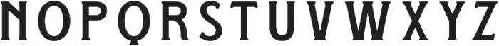 WT Kingsbury Serif otf (400) Font LOWERCASE