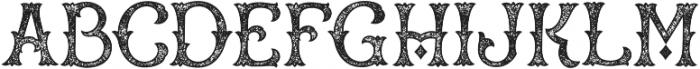 WT Scotch Pressed otf (400) Font LOWERCASE