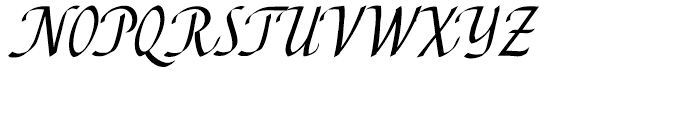 WTF Carnegie Classic Font UPPERCASE