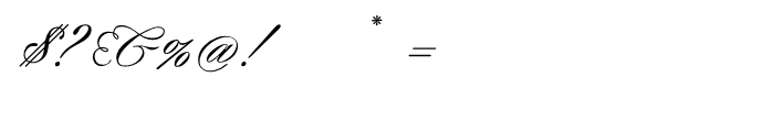 WTF Portfolio Regular Font OTHER CHARS