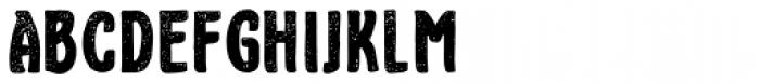 WTC KASZTI Font UPPERCASE