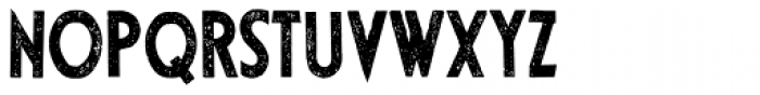 WTC SALUTE Font LOWERCASE