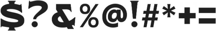 WUB - Northville 01 ttf (400) Font OTHER CHARS