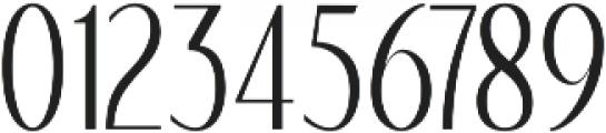 WUB - Northville 04 otf (400) Font OTHER CHARS