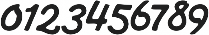 WUB - Northville 05 otf (400) Font OTHER CHARS