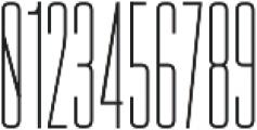WUB - Northville 09 ttf (400) Font OTHER CHARS