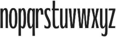 WUB - Northville 10 Light otf (300) Font LOWERCASE