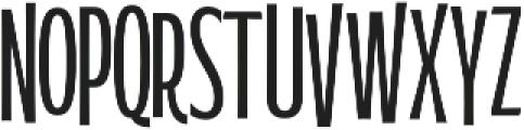 WUB - Northville 17 Light otf (300) Font UPPERCASE