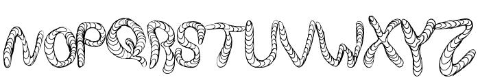 WurmFun Font LOWERCASE