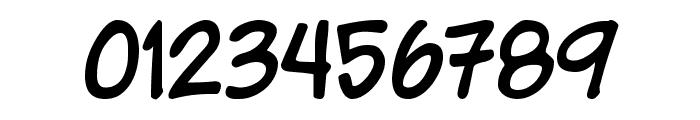 Wurper Regular Font OTHER CHARS
