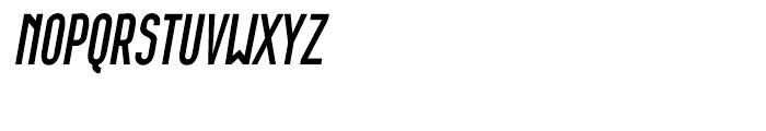 Wurz Book Italic Font UPPERCASE