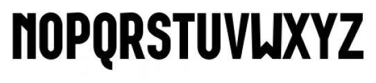 Wurz Bold Font UPPERCASE