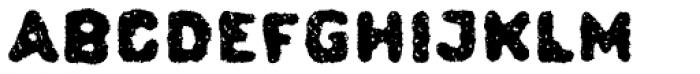 Wulf Utility Dirty Font LOWERCASE