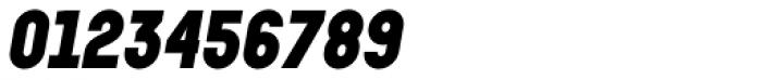 Wurz Black Italic Font OTHER CHARS
