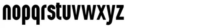 Wurz Bold Font LOWERCASE