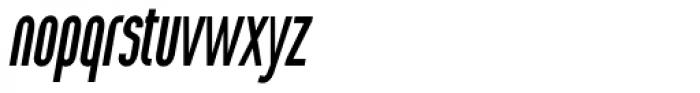 Wurz Book Italic Font LOWERCASE