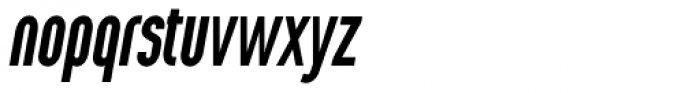 Wurz Medium Italic Font LOWERCASE