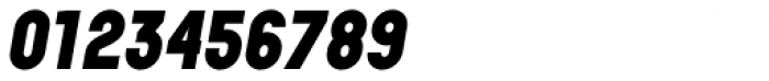 Wurz UP Black Italic Font OTHER CHARS