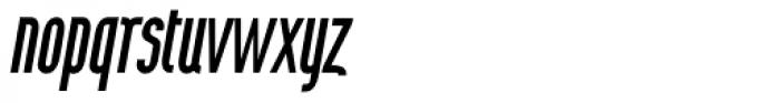 Wurz UP Book Italic Font LOWERCASE