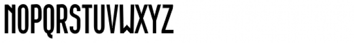 Wurz UP Book Font UPPERCASE