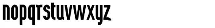 Wurz UP Medium Font LOWERCASE