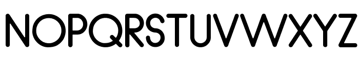 WVelez Logofont Font UPPERCASE