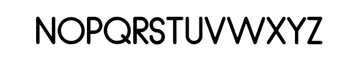 WVelez Logofont Font LOWERCASE