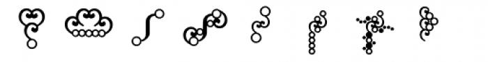WWW Trinkets Font UPPERCASE
