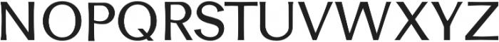 Wythe Semi Bold otf (600) Font UPPERCASE