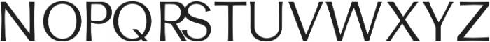 Wythe otf (400) Font UPPERCASE