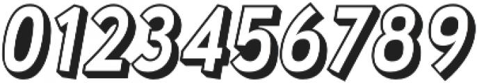 Wyvern Blocko otf (400) Font OTHER CHARS
