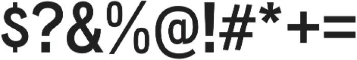 Wyvern Bold otf (700) Font OTHER CHARS