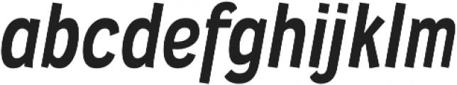 Wyvern Heavy Italic otf (800) Font LOWERCASE