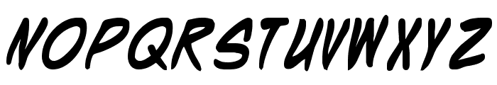 Wyld Stallyns Bold Font LOWERCASE