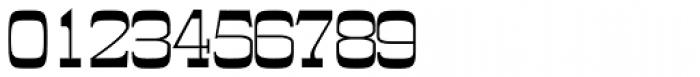 Wyoming Macroni Pegged Font OTHER CHARS