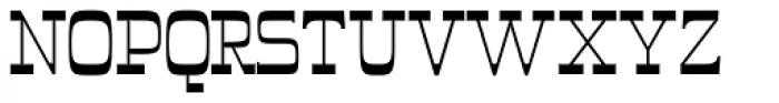 Wyoming Pastad Font UPPERCASE