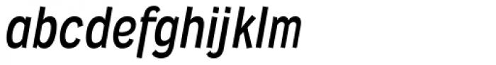 Wyvern Bold Italic Font LOWERCASE