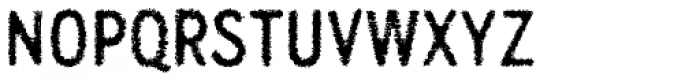 Wyvern Ink Font UPPERCASE