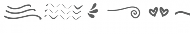 X tra Kinglet Font LOWERCASE