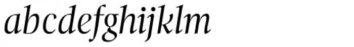 Xaloc Display Italic Font LOWERCASE